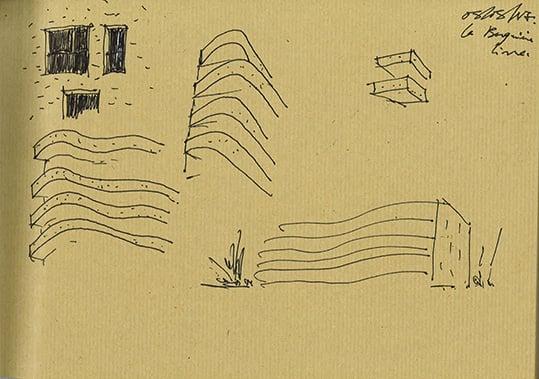 Concept sketches PietriArchitectes}