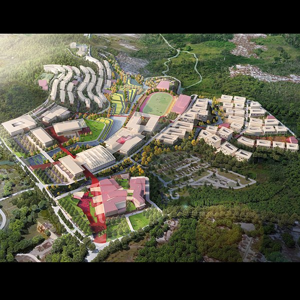 The Ciater New University, Indonesia
