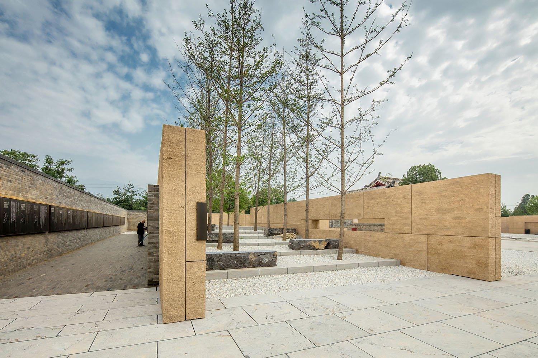 Court of Meditation & Gallery of Precinct Ancient Buildings_1