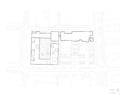 Location Plan  © AAVP ARCHITECTURE}