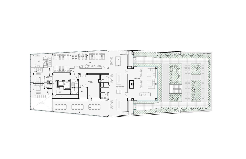 Roof Garden Plan INOA}