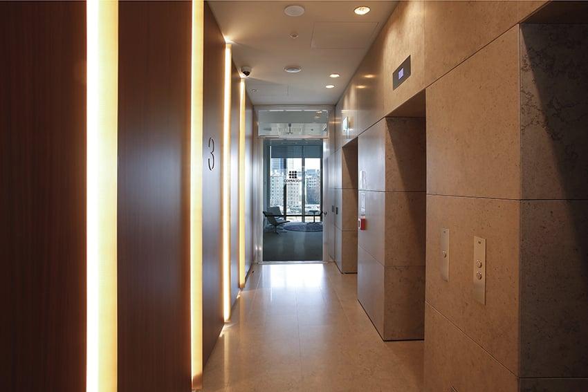 Sbarco ascensori Franz Gagliardi