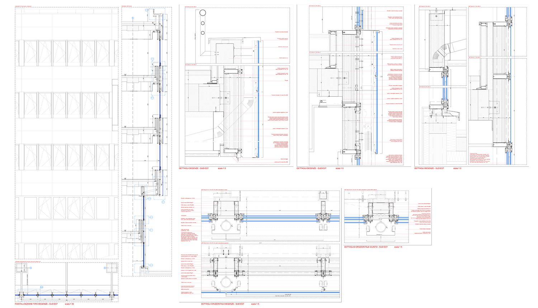 Facade Details Binini Partners}