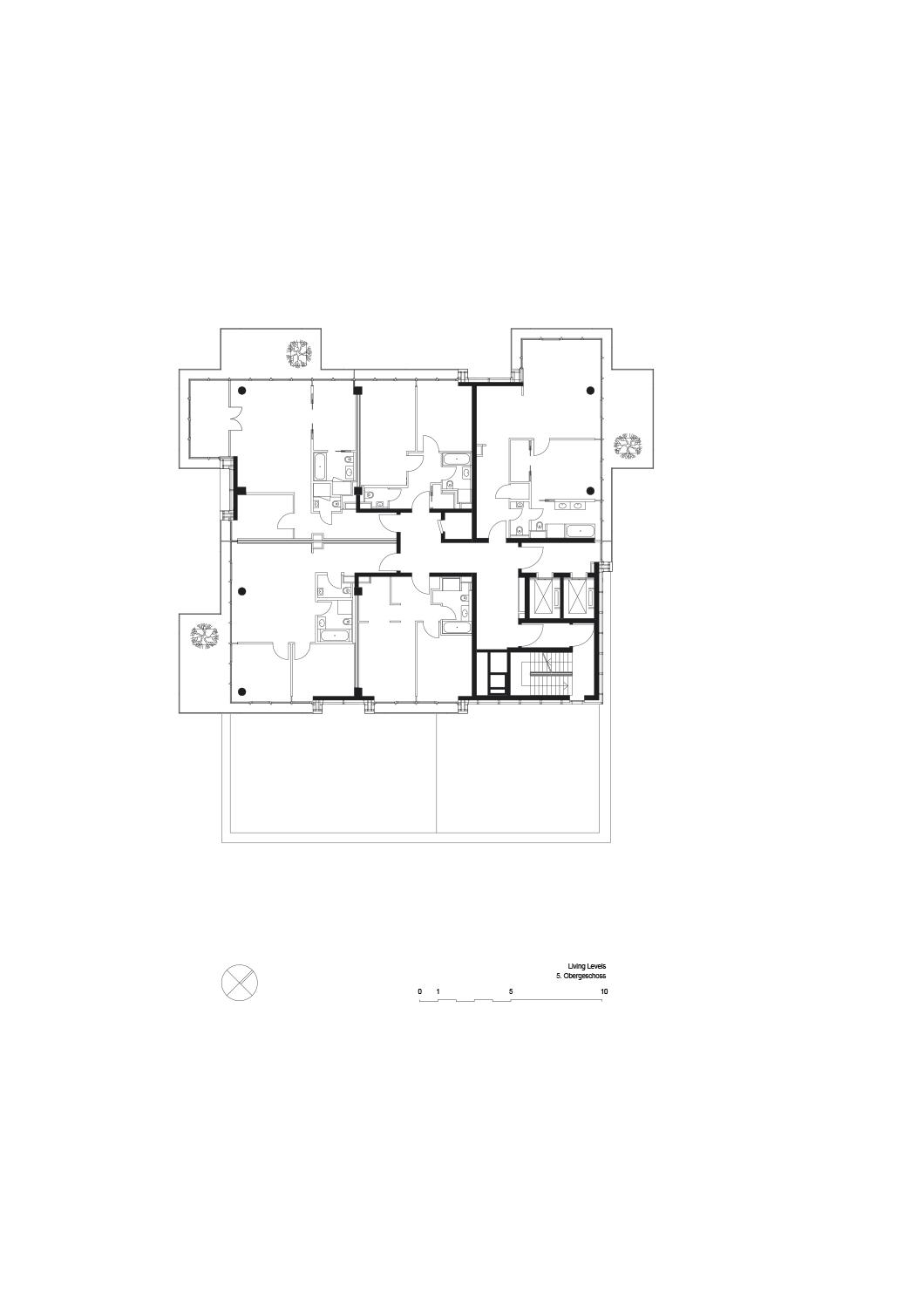 5 floor }