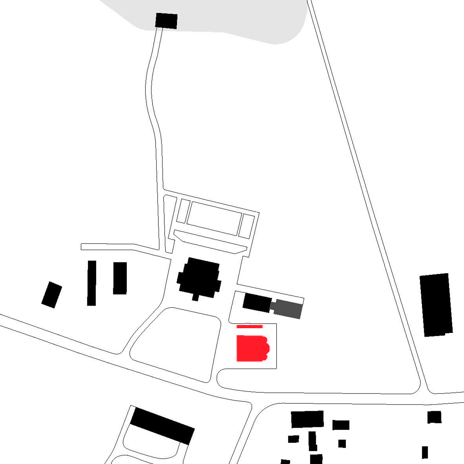 Site plan Tchoban Voss Architekten }
