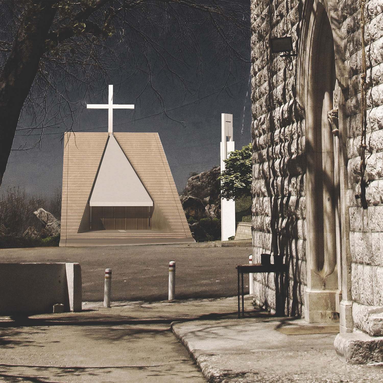 Hrajel Church_ View