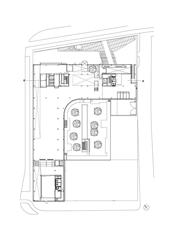 floor plan ground floor }