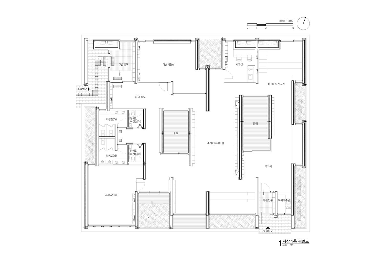 Plan Unsangdong Architects}