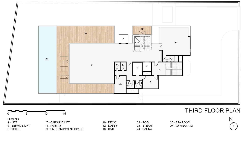 Third Floor Plan KNS Architects}