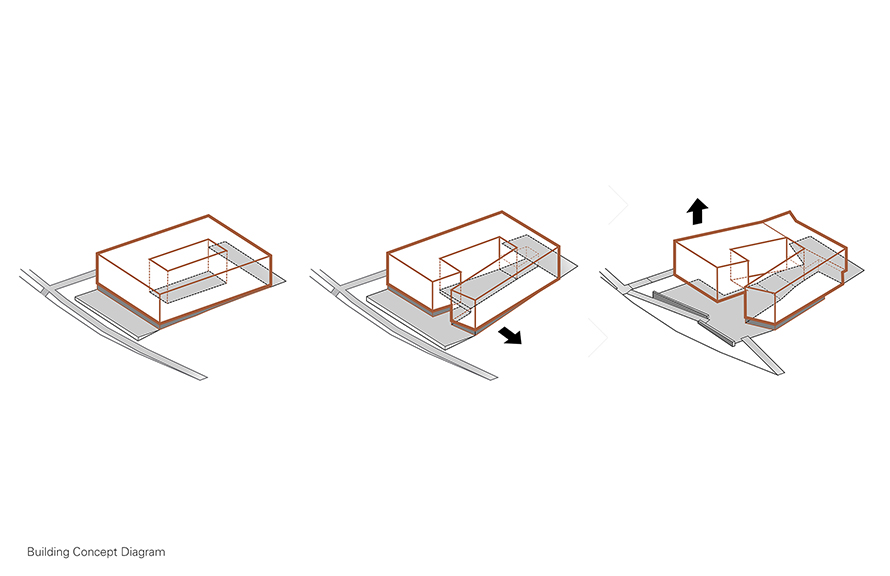 Building Concept Diagram }