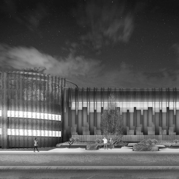 CINETECA DI BOLOGNA LABORATORIES AND ARCHIVE NEW HEADQUARTER