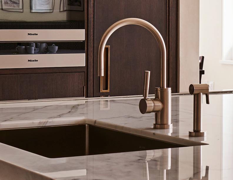 Detail, faucet  Adrian Gaut