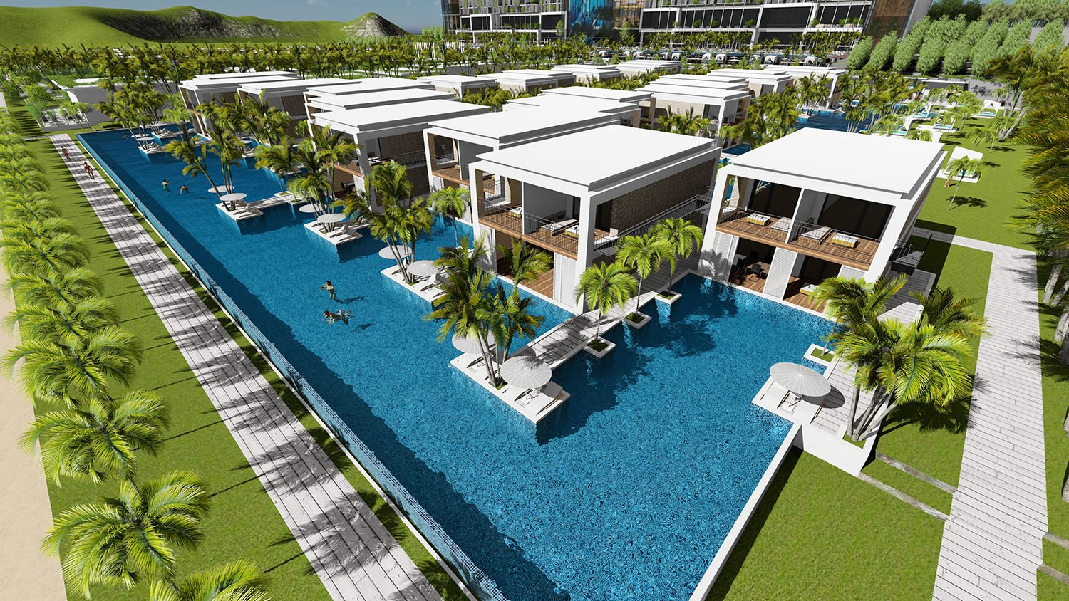 LAKE VILLAS VAHİT AKSOY}