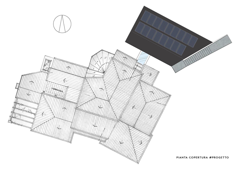 Planimetria generale di progetto }