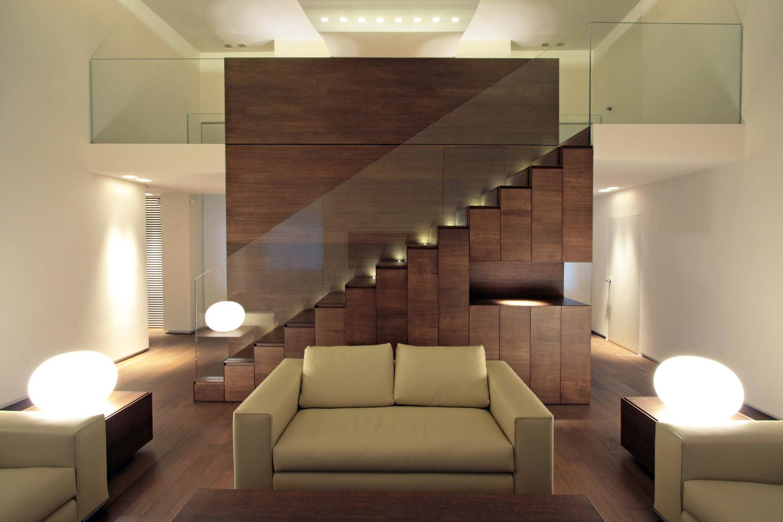 foto area soggiorno/studio Diego Tabanelli