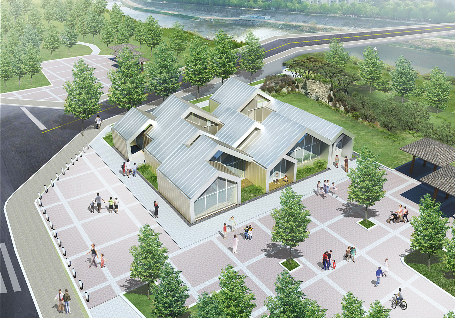 Render Image Unsangdong Architects}