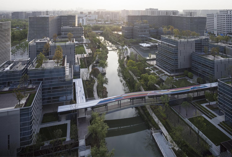 Reconstruct the modern Xixi life  Yao Li