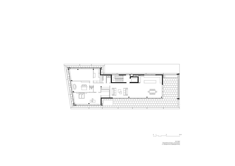 6th floor plan, staggered floor Tchoban Voss Architekten}