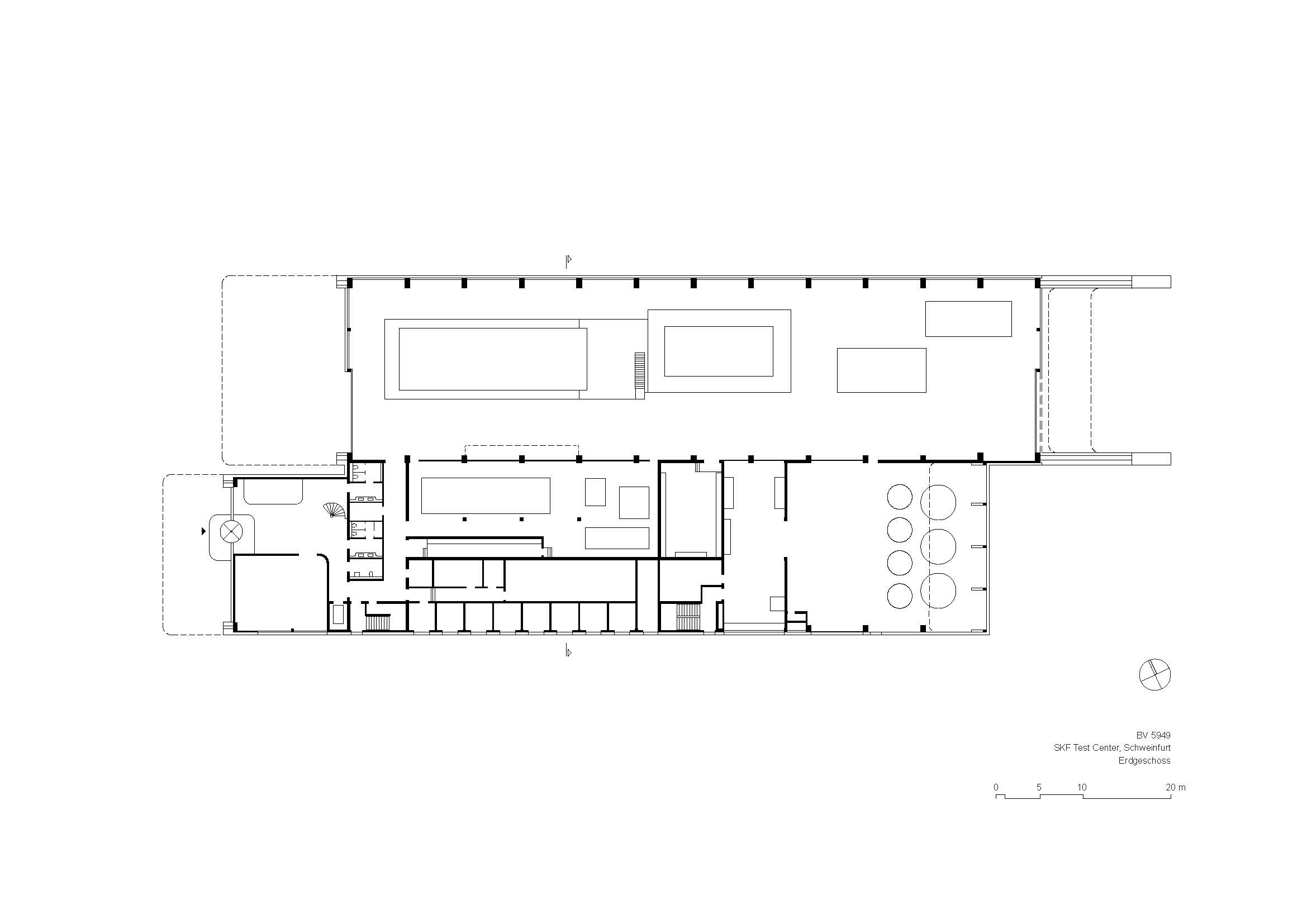 Ground floor plan Tchoban Voss Architekten}
