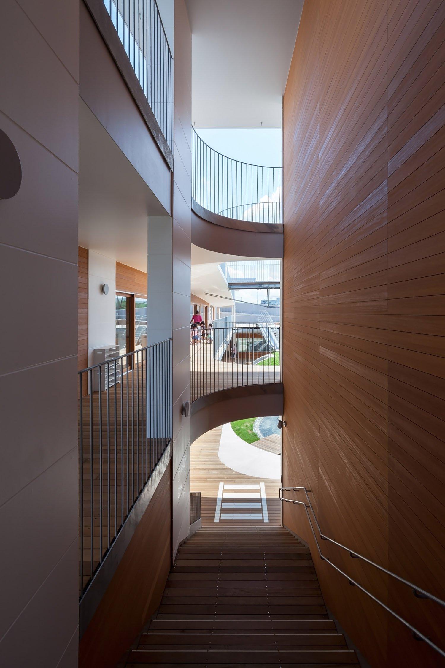 Stairwell }