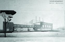 Abdullah Gül Presidential Museum and Library - Original Drawings }