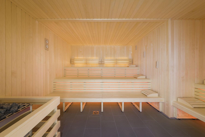The sauna Lev Chestakov