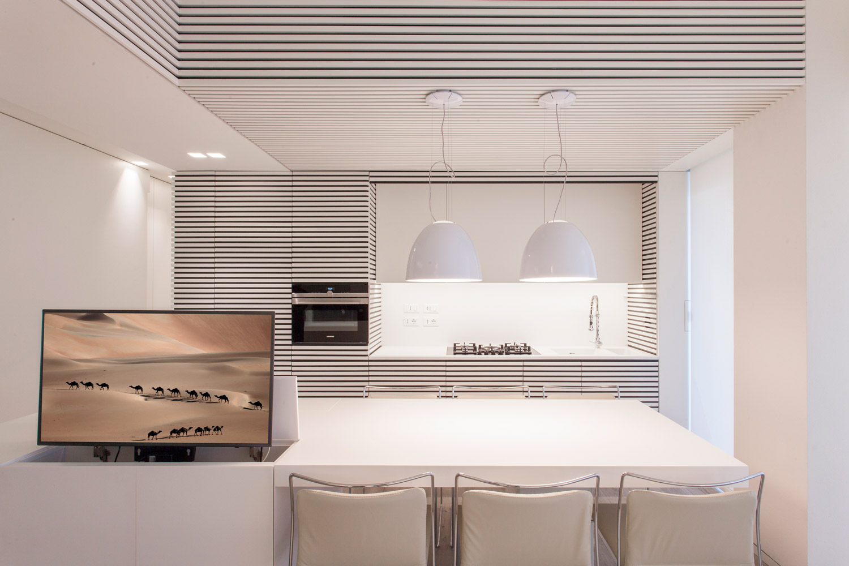 foto area cucina-pranzo Leonardo Gentili