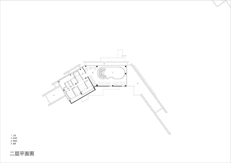 second floor plan gad}