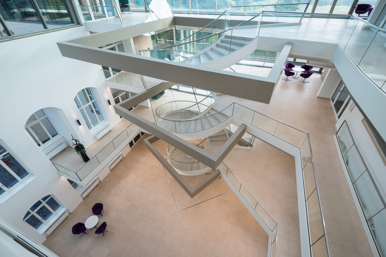 Helix Staircase Sculpture  Il Prisma