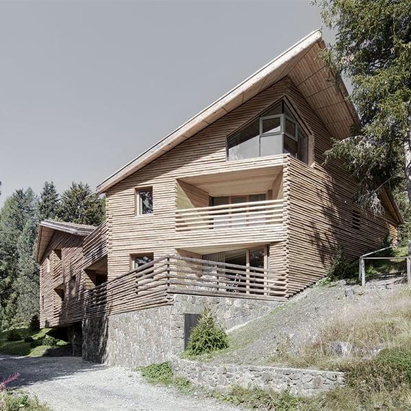 bergmeisterwolf architekten e A Saggio architekten