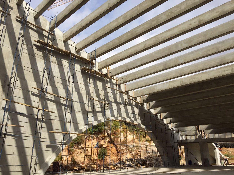 Hrajel Church_ Under construction