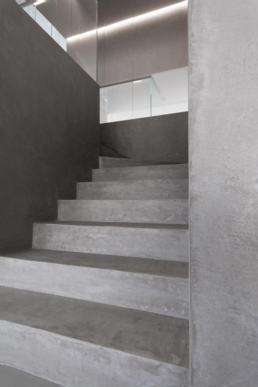 Stairs MEDULLA studio