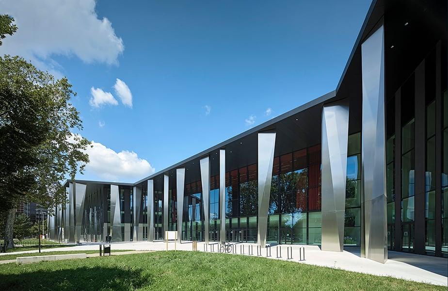 Dietrich Untertrifaller Architekten and Rey-Lucquet & Associés