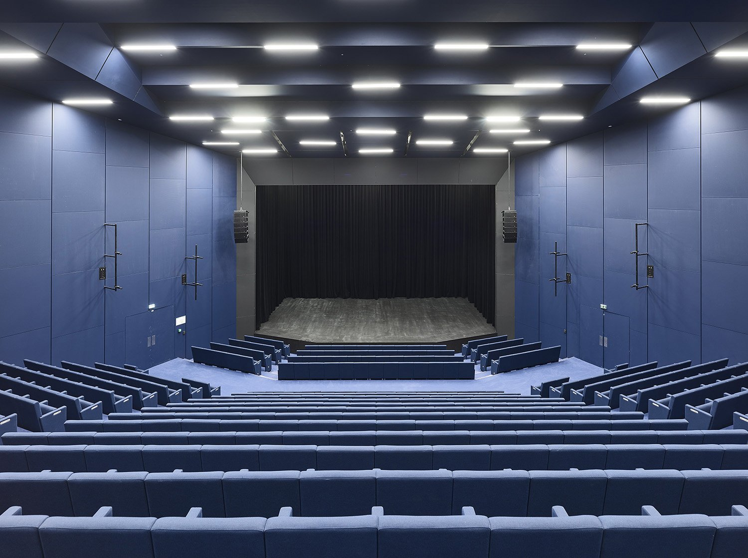 Auditorium Cassin (520 seats)