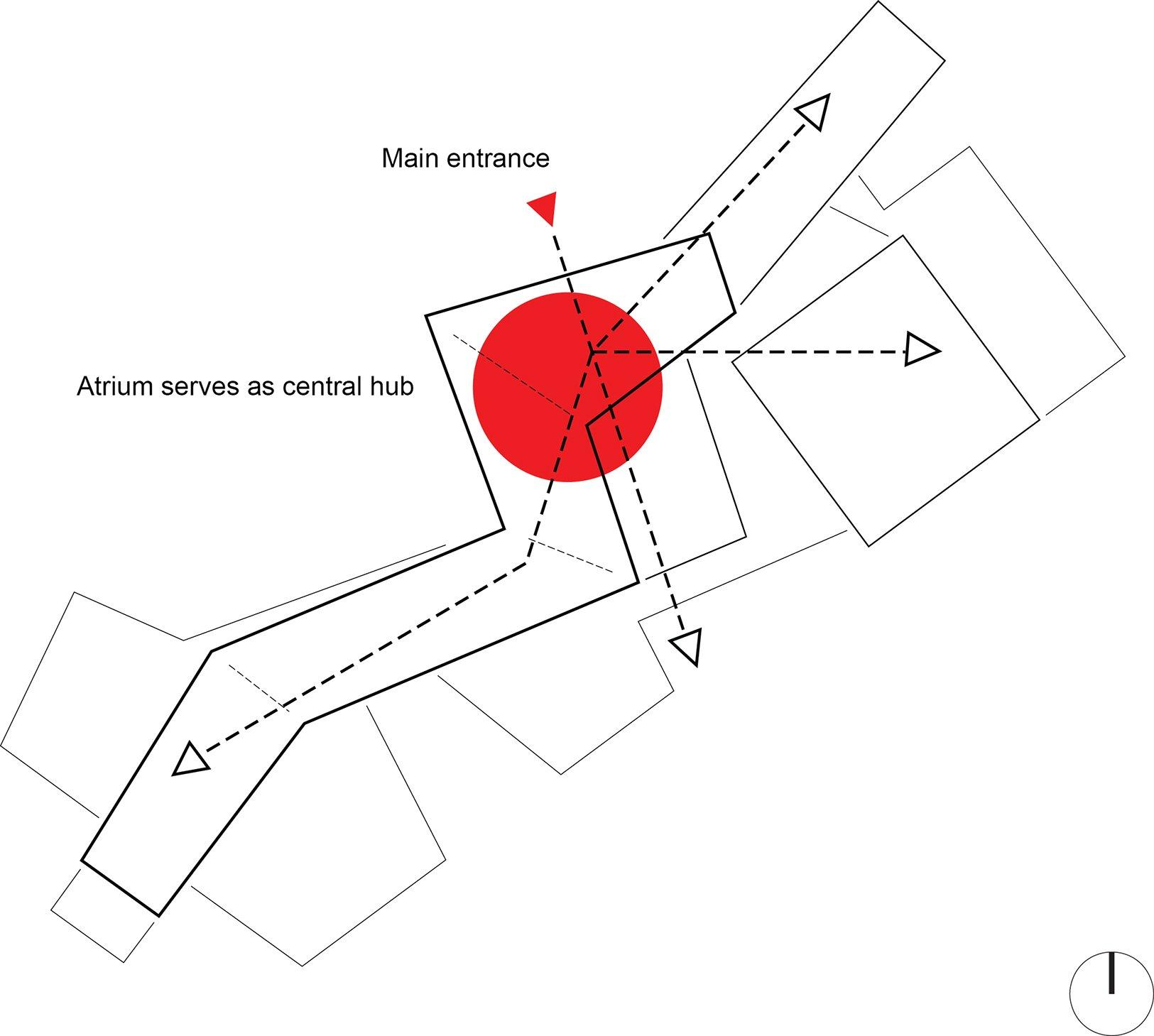 Pictogram Atrium }