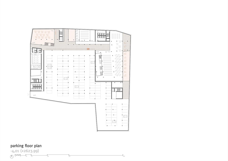 parking floor plan }