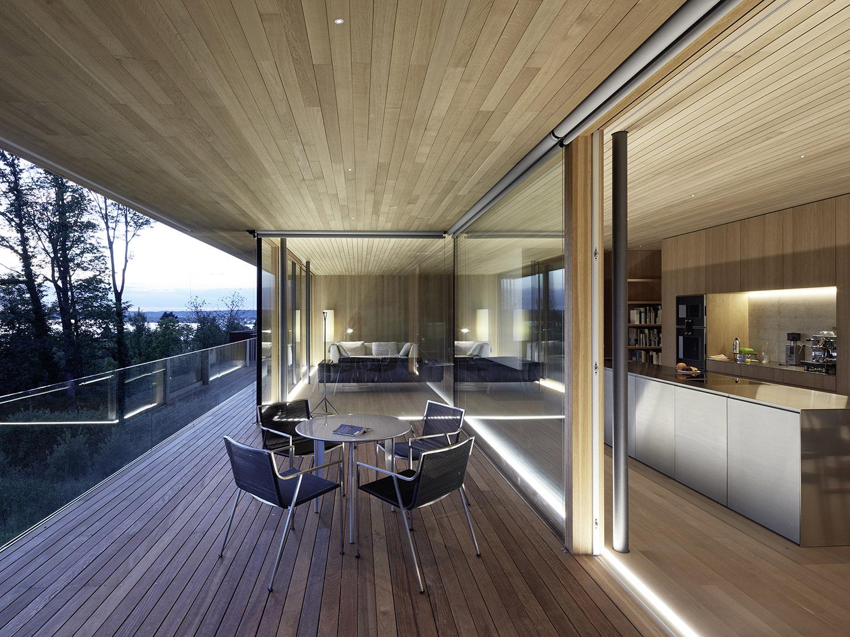 House D - Terrace