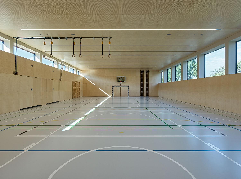 Elementary school Edlach - Gym