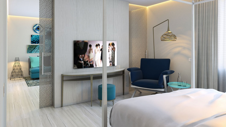 Suite Room_Palazzine Studio KWG