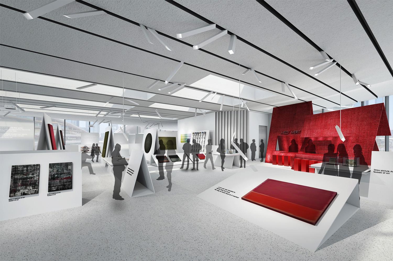 Rendering of Mezzi Master Cultural Centre