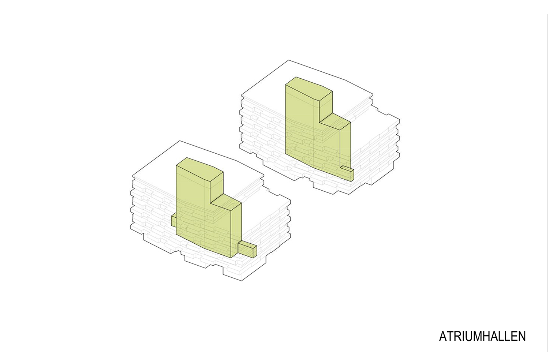 IDW Süd_diagram atrium Dietrich | Untertrifaller Architekten}