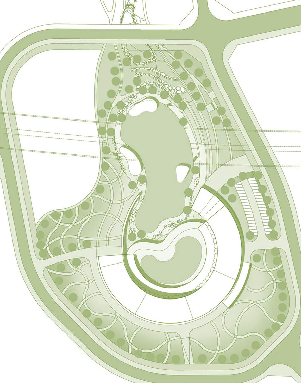 Xiantao Big Data Valley - Landscape Analysis }
