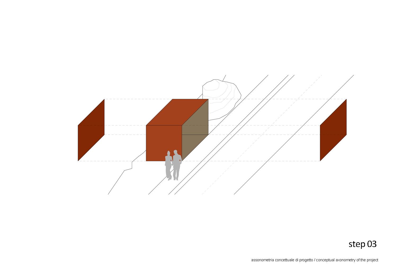 assonometria concettuale - step03 }