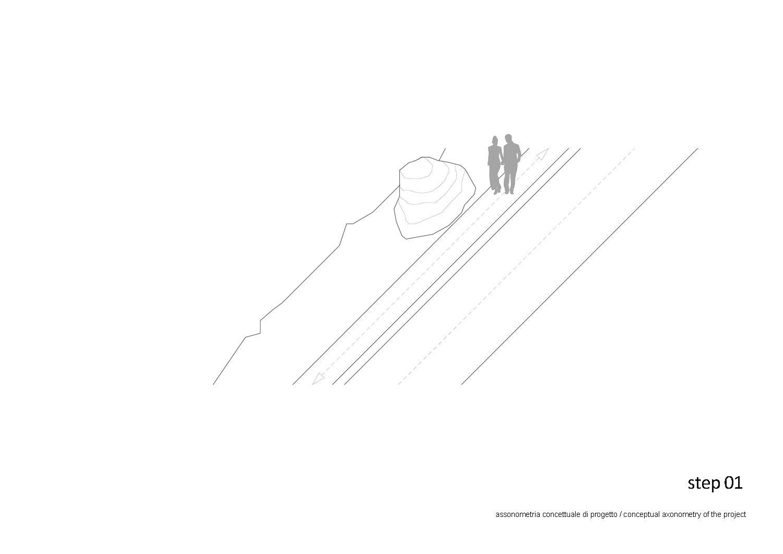assonometria concettuale - step01 }