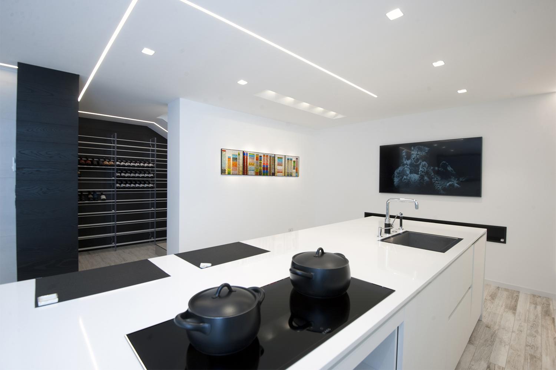 Cucina Piano Interrato Roberto Salati