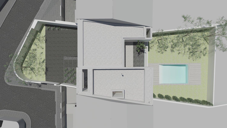 cover plan view Raulino Silva Architect