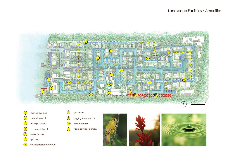 Landscape Facilities }