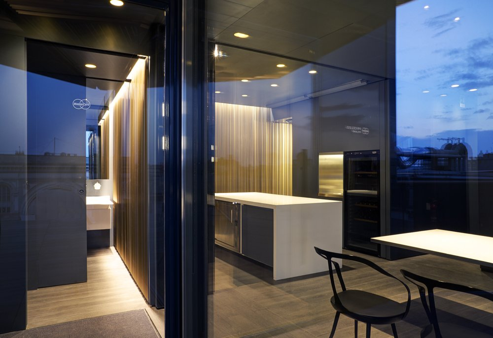 Priceless, vista ingresso dalla terrazza_2