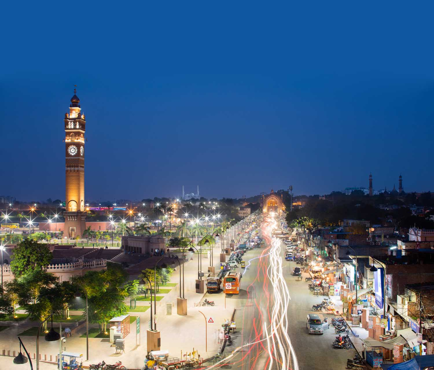 Integrated Development of Old Lucknow
