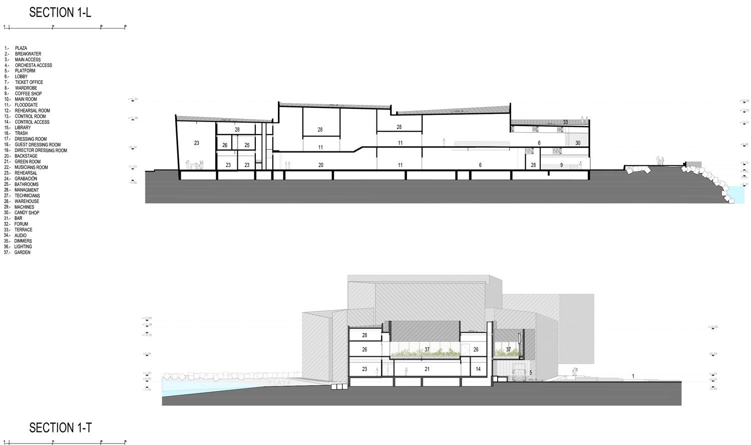 Section 1 Rojkind Arquitectos}